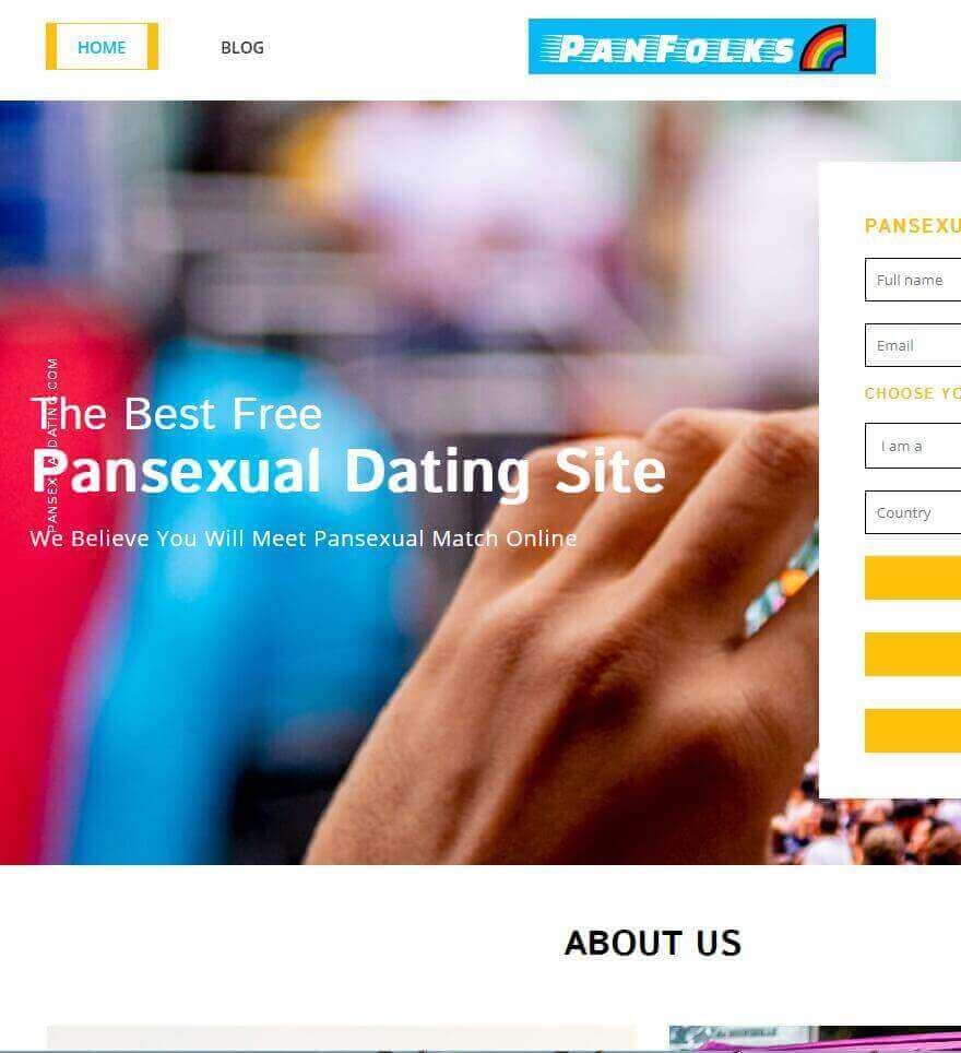 pansexual Throuple  dating site